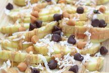 Healthy snacks / by Katie Melin