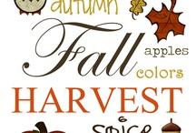 Fall / by Nanette Winkler