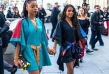 Parisian Chic / Street Style Inspiration
