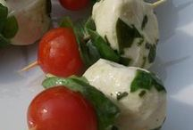 Epic Starters / Any meal needs a completing appetizer! Try these on for size!