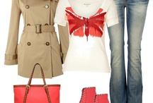 Outfits I would like to have / by Katy Kinney