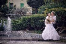 Weddings &přehnaný photography