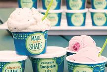 Summertime Treats / The perfect treats to cool down on those hot summer days.