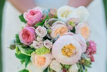 Wedding posies / Beautiful wedding posies and bouquets created by Florist ilene to inspire brides for their special day
