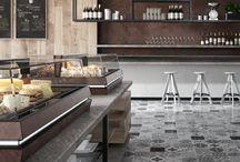 Decor Inspiration / #interior #design #decor #inspiration #bar #cafè #restaurant #bakery #horeca #pastryshop #icecreamparlour