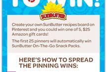 Food - SunButter Recipes
