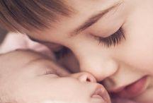 Bébé frère et soeur