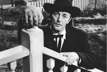 Robert Mitchum / One of my all-time favorite actors.