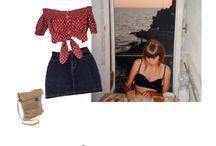 Wardrobe of: summer