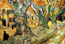 ΠΙΝΑΚΕΣ Vincent Van Gogh / Ο Βίνσεντ βαν Γκογκ ήταν Ολλανδός ζωγράφος. Εν ζωή, το έργο του δεν σημείωσε επιτυχία ούτε ο ίδιος αναγνωρίστηκε ως σημαντικός καλλιτέχνης. Βικιπαίδεια Γέννηση: 30 Μαρτίου 1853 Απεβίωσε: 29 Ιουλίου 1890 Περίοδος: Μεταϊμπρεσιονισμός Κηδεύτηκε: 30 Ιουλίου 1890 Γονείς: 'Αννα Κορνήλια Μπαρμπέντους, Θεόδωρος βαν Γκογκ.