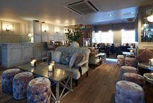 Inchbald DLS ~ Lounge (Little Halden Oast) / Ideas and inspiration for the Lounge / Study area at Little Halden Oast