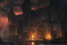 Fantasy: buildings