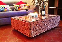 With Cork Furniture Decorating Ideas