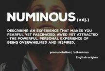 Rare words..