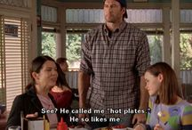 Gilmore Girls the best medicine<3