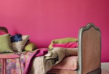 The Colours of Love / Ravishing reds & pretty pinks will keep the passion in your life & your home with these great designs...