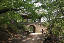 Bring It On Trail Run Check Point 4: Water Gate / 중성문(수문)  Jungseongmun(Water Gate) GPS: 37.648602  126.970596 고도(Altitude): 283m