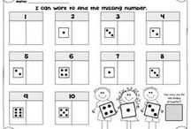 Math-composing and decomposing numbers