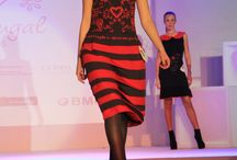 Xº Concurso Internacional de Criadores de Moda / Este é o resultado do 10º Concurso Internacional de Criadores de Moda - alguns dos coordenados que desfilaram na passerele da gala Namorar Portugal inspirados no único tema do concurso, desde a primeira edição, 'Lenços de Namorados Escritas de Amor'.