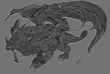 Sketch Out Studio / Pagina de ilustrações feitas por mim :3 ---> https://www.facebook.com/sketchoutstudio/?fref=photo Objetivo: Mostrar o trabalho e receber feedback de profissionais e admiradores de ilustrações.