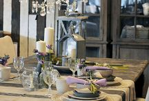 Tablescapes I love / by Karen Beach