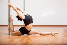 POLE DANCE - Floorwork and floor poses