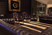 Hotel Decor Inspiration / X8 Chairs & Tables