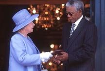 Nelson Mandela / by Curtis Baylor