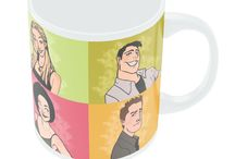 Coffee mugs - Reflect your lifestyle with designs you use on high quality coffee mugs / Start off your early mornings with a brand new mug from PosterGuy. Get in a jolly to joke mood with funny and quirky mugs or warm up your soul with a quote