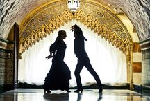 Tanec, pohyb