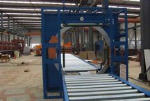 stretch wrapping machine / One of Chinese professional manufacturer for stretch wrapping machine, horizontal stretch wrapper, orbital stretch wrapper, coil packaging line, tilter, coil wrapping machine...which help our client improving the packaging speed and packaging management.