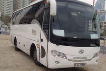 Luxury Bus / 35 Seater