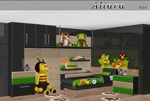 Chambre Enfant (Sims 3)