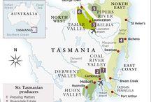 Tasmania Wine Regions