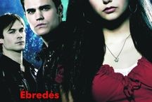 Vörös Pöttyös? Szeretem a sorozatokat / Lisa Jane Smith - Vámpírnaplók (Vampire Diaries)