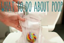 Diapering with Cloth