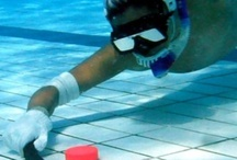 Underwater Hockey Misc #waterpoloshop #shoalo / Some fab pics of underwater hockey