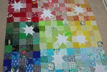 Scrappy, Dappy, Doo / Quilts to use scraps / by Evalyn Allen