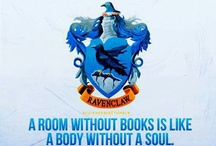 Proudly Ravenclaw