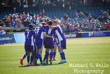 Louisville City FC / Photographs from Louisville City FC games