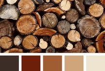 Palettes for color
