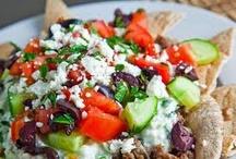 Recipes: Mediterranean Monday!  / by Emily Glaser