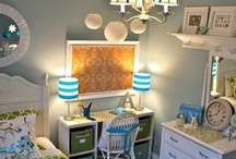 Girls new bedroom ideas / by Kendra Roulet