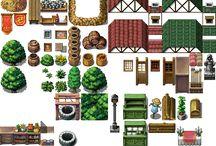 Map creation, RPG
