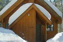 Ski Cabin / Ski vision