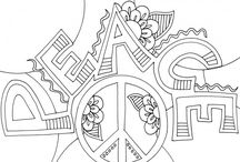 Crafts-coloring pages