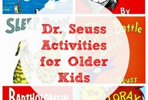 Dr Seuss Week & Read Across America / A week of Dr Seuss celebrations for kids who are blind or visually impaired! Including activities that are already accessible or can easily be adapted, as well as books, games and other resources for home, therapy and school!