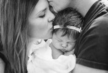 Newborn Session / by Melzie
