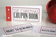 Coupon books / DYI