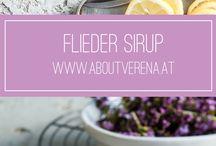 Lilac Recipes ~ Flieder Rezepte